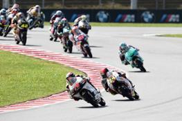 Albert Arenas KTM RC250 GP Sepang International Circuit 2018