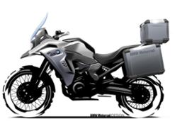 Photo Set - BMW F 850 GS Adventure. Design.