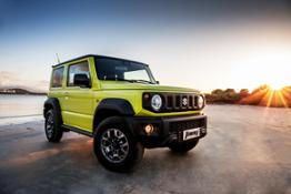 93 - C.S. Suzuki JIMNY vince il Good Design Gold Award 2018 (2)