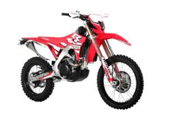 157358 CRF450XR e CRF450 XR SUPERMOTO