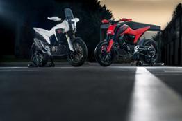158014 CB125M and CB125X Concepts