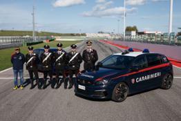 Carabinieri e Peugeot la collaborazione continua (1)
