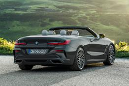 Photo Set - The new BMW 8 Series Convertible (11_2018)