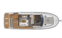Beneteau cruise