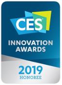 CES2019-Innovation-awards Honoree