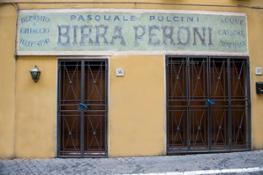 Ristorante Valentino a via del Boschetto (dal 1902 circa)