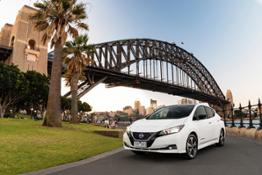 Nissan LEAF Australia Oct 2018 00002-source-source