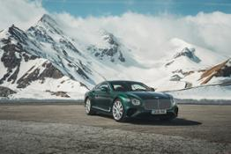 Bentley Continental GT - Verdant - lowres