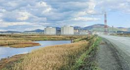 Sakhalin II LNG plant