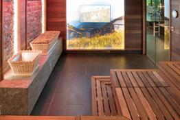 Sauna al fieno 1a by Luca Meneghel