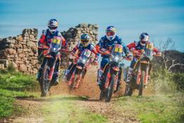258609 KTM Dakar Action Team 4 2019
