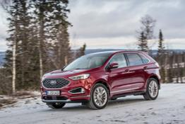 2018 FORD EDGE VIGNALE RUBY RED  011