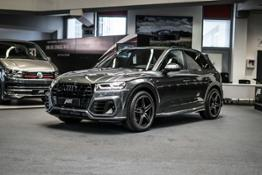 ABT Audi Q5 front 03