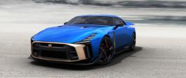 Nissan GT-R50 Production Version - Exterior Image 4