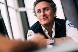 Alejandro Agag  Founder   newly-appointed Chairman of Formula E