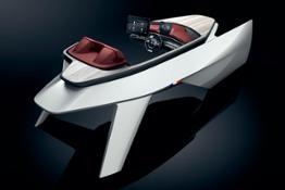 1 Beneteau Peugeot Sea Drive Concept