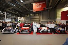 WRC Launch ASI 2018