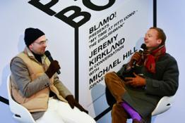 Talking Heads @Pitti Show Box