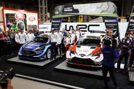 WRC launch 6