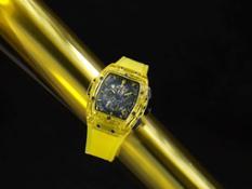 3. Spirit of Big Bang Yellow Sapphire