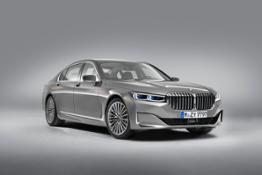 Photo Set - The new BMW 7 Series - Studio images (01_2019).