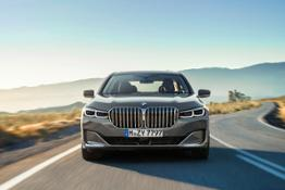 Photo Set - The new BMW 7 Series - Teaser images Print and Online (01_2019).