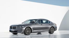 Photo Set - The new BMW 7 Series - Teaser images Social Media (01_2019).