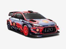Hyundai WRC 2019 3-4 front small