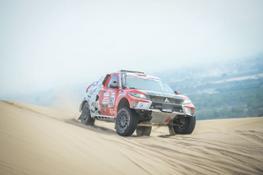 Dakar19 Meta Cristina 1