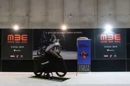 Presentation at Motor Bike Expo