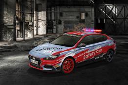 i30 Fastback N World SBK Safety Car 1