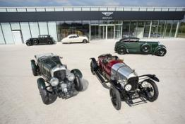 HERO Classic Bentleys ready for Centenary year