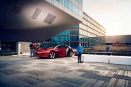 IQ. DRIVE, i sistemi di assistenza alla guida della Volkswagen