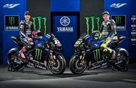 Monster Energy Yamaha MotoGP 63
