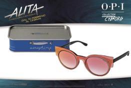 saraghina eyewear modello Space per film Alita  2