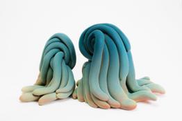 Claire Lindner, Blue Flow