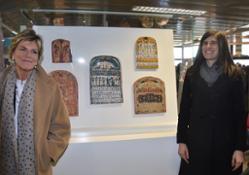 7 -SPAZIO CULTURA INCLUSIVA - SINDACA CHIARA APPENDINO E PRESIDENTE MUSEO EGIZIO EVELINA CHRISTILLIN