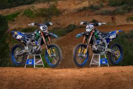 Yamaha 2019 Season MXGP 40