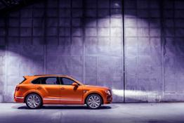 Bentayga Speed 1 Hero