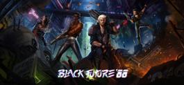 Black Future '88 Key Art