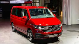 2019 VW Volkswagen T6.1 Deutsch IMG 1850