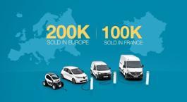 21222204 200 000 veicoli elettrici Renault venduti in Europa