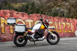 08 Moto Guzzi V85 TT Accessories