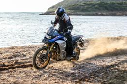 Photo Set - BMW F 850 GS Adventure - dinamiche