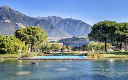 Parco - Terme Merano