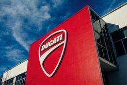 DUCATI MOTOR HOLDING spa FACTORY 2016 - big UC38185 High