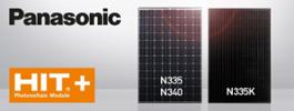 Panasonic Solar HIT+