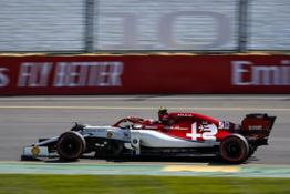 2019 Australian Grand Prix - Alfa Romeo Racing