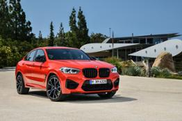The all-new BMW X4 M Competition