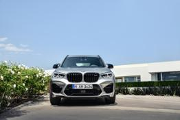 The all-new BMW X3 Competition